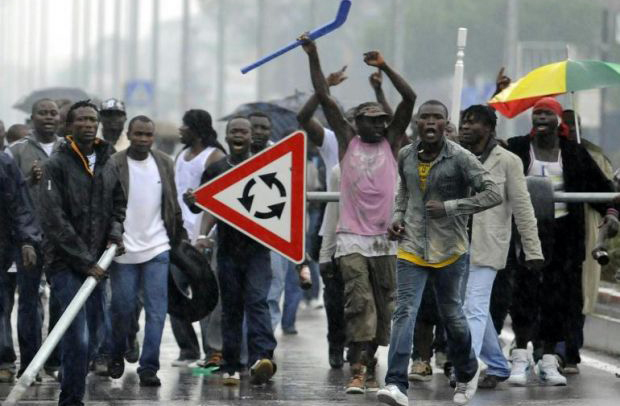 Africanizzazione