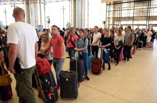 turista globalizzato