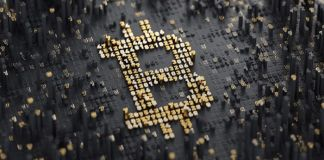 Simbolo del Bitcoin