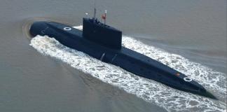 I sottomarini cinesi
