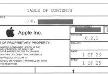 Proprietà intellettuale Apple