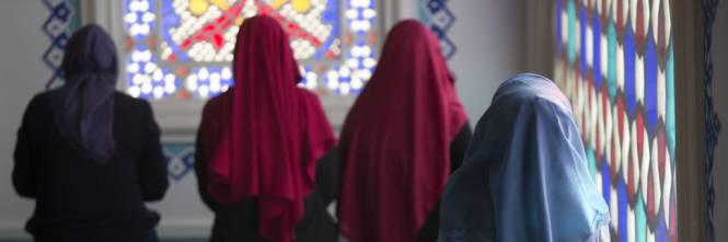 ragazza segregata in Pakistan
