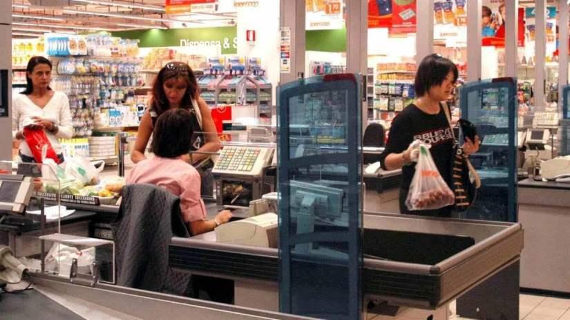 Razzismo aggressione supermercato
