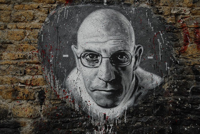 Ritratto di Michel Foucault