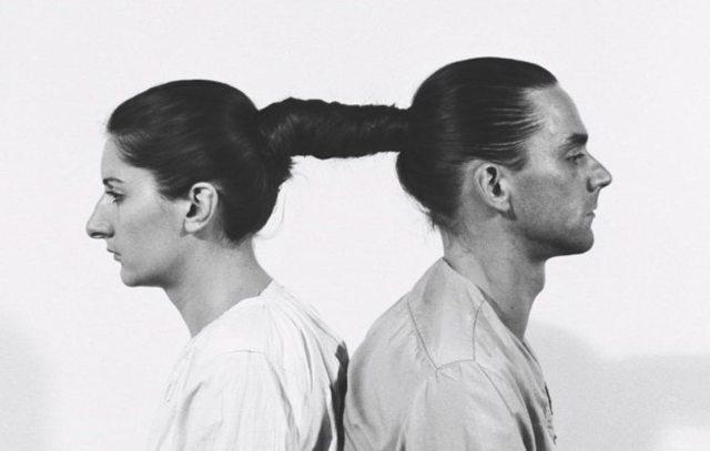 Marina e Ulay, That Self, Bologna, 1977