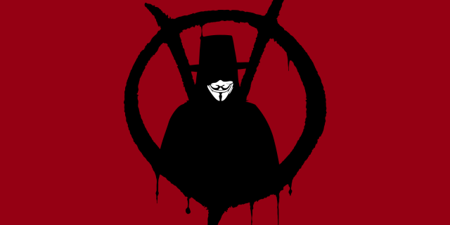 Anarchismo in V for Vendetta