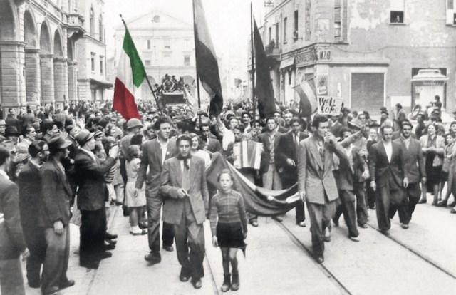 25 aprile Di Maio Salvini