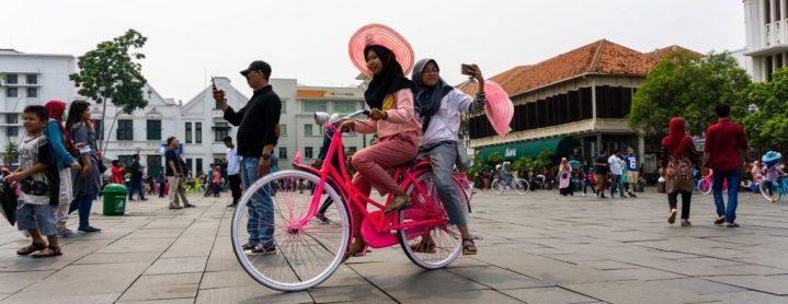 Jakarta, cette capitale va vous étonner !