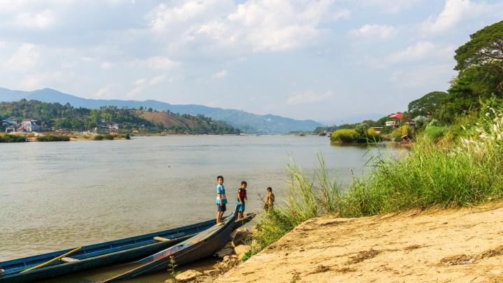 Nos premiers pas… au Laos