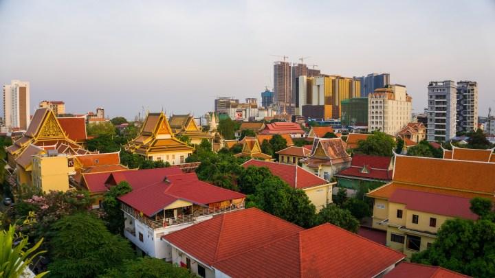 Phnom Penh : de l'insouciance aux larmes