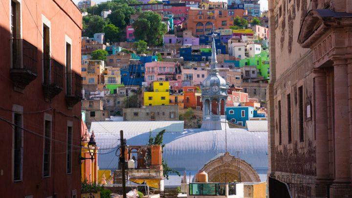 Guanajuato, San Miguel de Allende, Querétaro : le Mexique insurgé