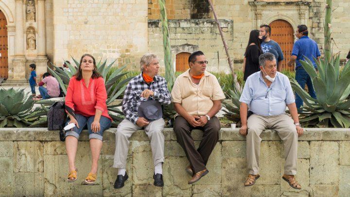 Oaxaca, la ville qui chante, qui danse et qui boit