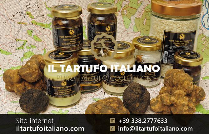 il tartufo italiano - azienda