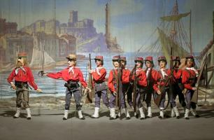 Garibaldi Risorgimento in ballo