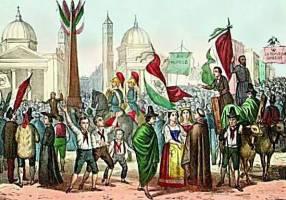 Luigi Danesi Risorgimento Repubblica Romana