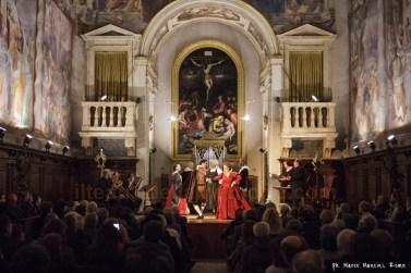 Se le donne portassero la spada - Il Teatro della Memoria - foto Marco Mancini