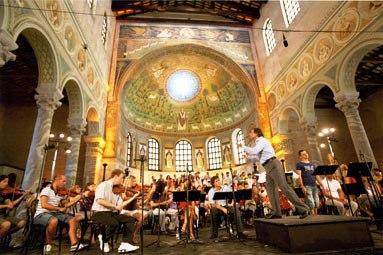 Audizioni 2019 all'Orchestra Cherubini