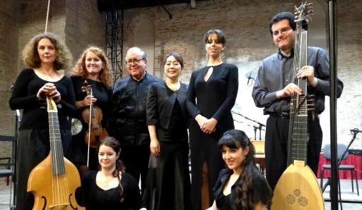 RomaBarocca ensemble Lorenzo Tozzi Paolo Quagliati