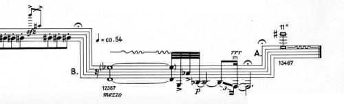 Flauto dolce musica contemporanea