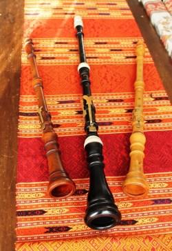 Baroque oboe Alberto Ponchio