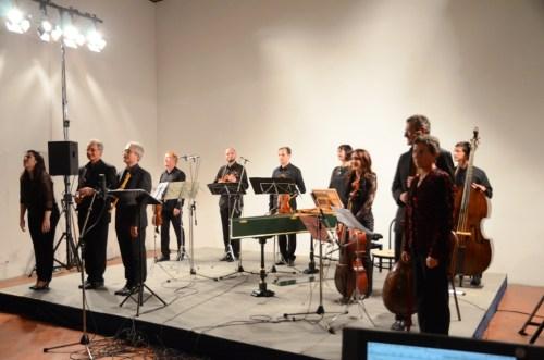 Tommaso Rossi Ensemble Barocco di Napoli
