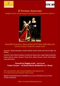 Teatro Cyrano Il torneo amoroso