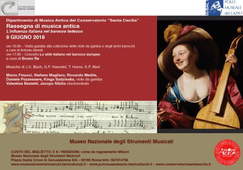 Museo Nazionale degli Strumenti Musicali Santa Cecilia