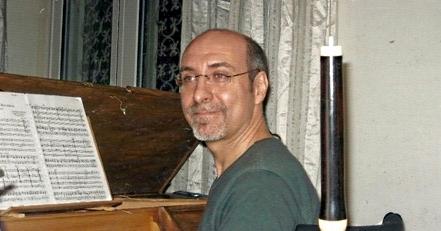 Paolo Tagliapietra figured bass