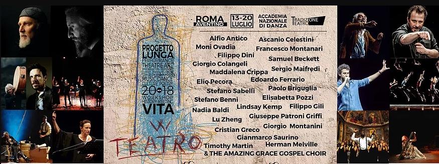 """Al Teatro Grande dell'AND parte il """"Progetto Lunga Vita Festival"""""""