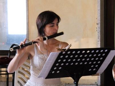 Flauto classico a chiavi