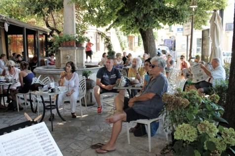 concerto aperitivo Montemerano