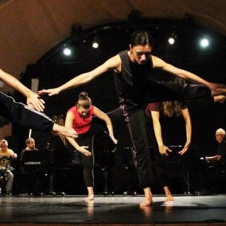 Corpo nel Suono Accademia Nazionale di Danza