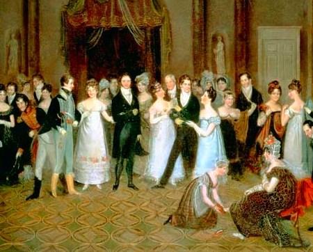 twelfth night Regency tea dance