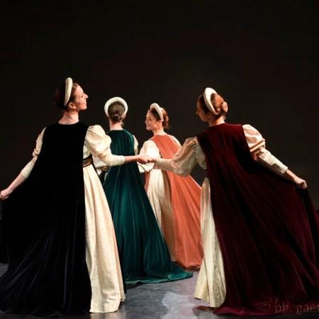 OpenAND danza storica