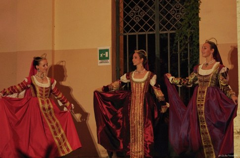 Danze storiche Ostia