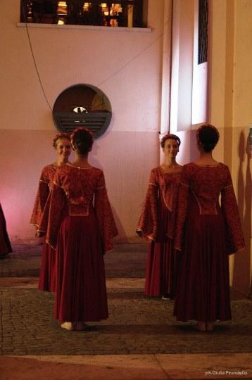 Accademia Nazionale di Danza danze storiche