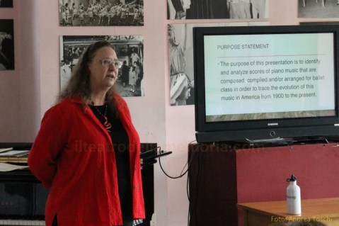 Suzanne Knosp Corpo nel Suono