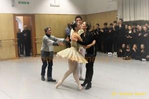 Laura Comi Scuola Danza Opera Roma