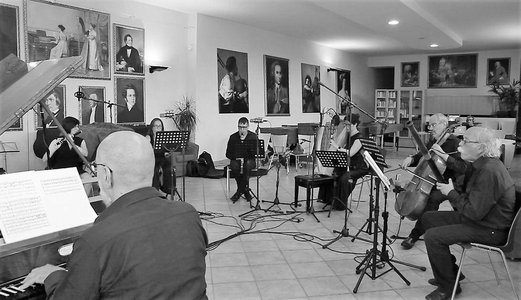 Ensemble strumenti classici