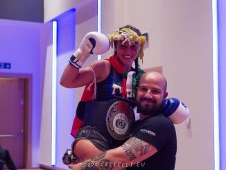 Muay Thai Gianluca Colonnese e Rachele Tidei