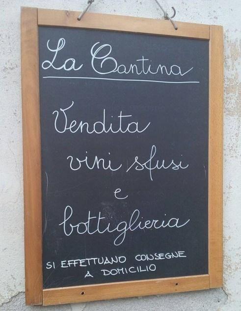 La Cantina di Chiavari e Lavagna, vendita vini sfusi e bottiglieria