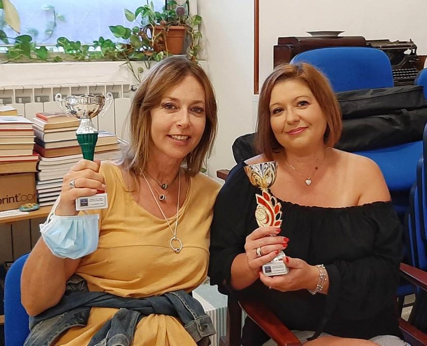 Alessandra Frumento, Monica Patanè