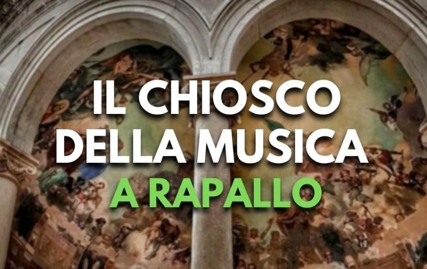 Rapallo, Chiosco della Musica