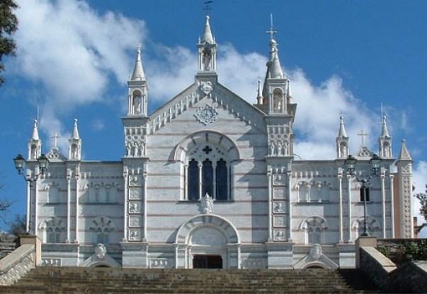 Santuario di Montallegro a Rapallo
