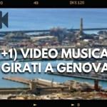 Video musicali girati in Liguria