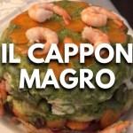 Cappon Magro, ricetta del Cappon Magro