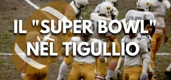 Super Bowl a Santa Margherita Ligure