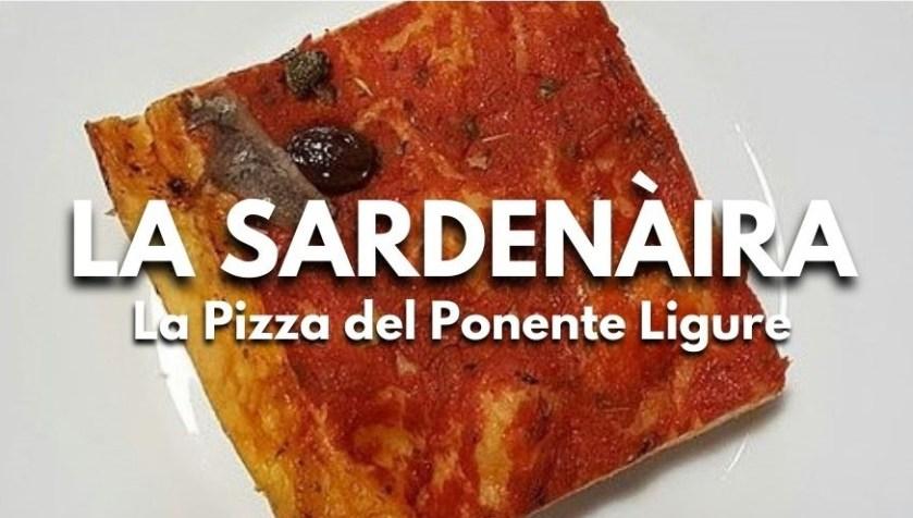 Sardenaira, pizza dell'Andrea
