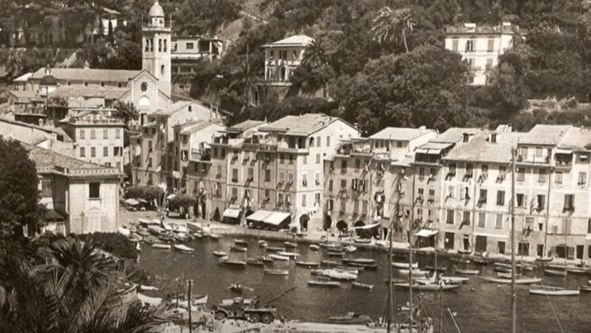 Portofino, anni '50