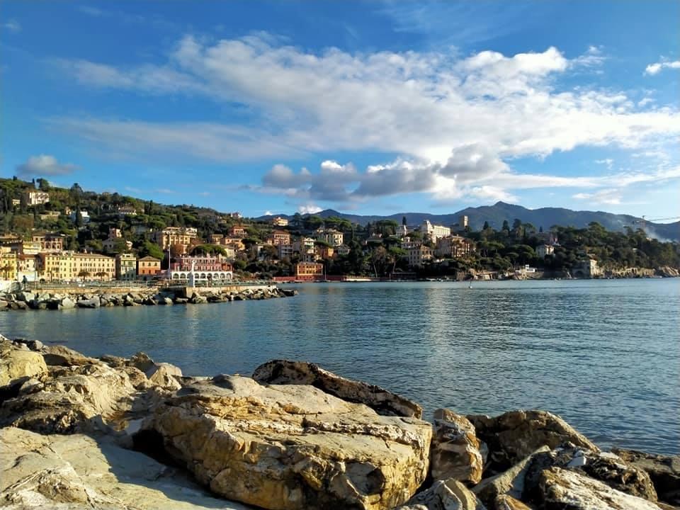 Santa Margherita Ligure lungomare
